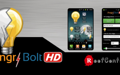 Angry Bolt Widget review on SapoTek